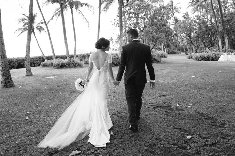 Lanikuhonua Wedding Photography