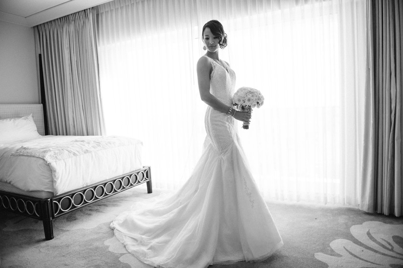 Bridal Portrait Kahala